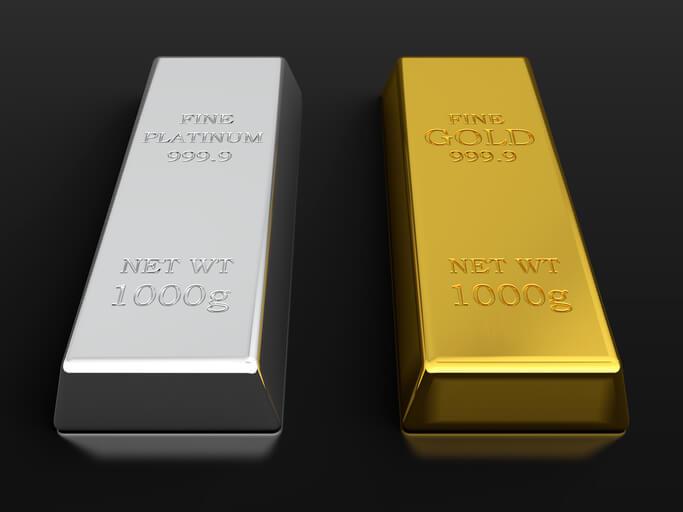 تفاوت های طلا و پلاتین - با تمامی جزئیات - جواهرجو